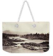 Columbia River: Kettle Falls Weekender Tote Bag