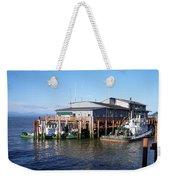 Columbia River Port Weekender Tote Bag
