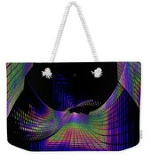 Columbia Tower Vortex Weekender Tote Bag