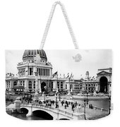 Columbian Expo, 1893 Weekender Tote Bag