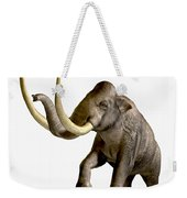 Columbian Mammoth Weekender Tote Bag