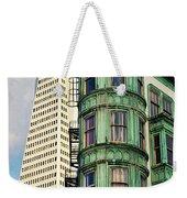 Columbus Avenue - San Francisco, California Weekender Tote Bag