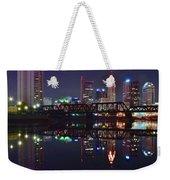 Columbus Ohio Reflecting Nicely Weekender Tote Bag