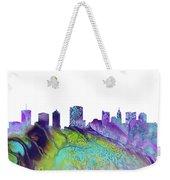 Columbus Skyline 3 Weekender Tote Bag