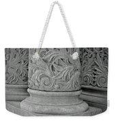 Column Of Mount Vernon Place Weekender Tote Bag