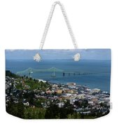 Column View Weekender Tote Bag