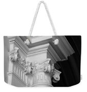 Columns At Hermitage Weekender Tote Bag