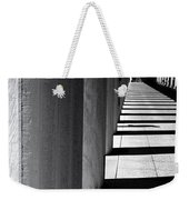 Columns In Athens Weekender Tote Bag