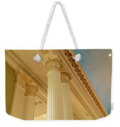 Columns To Heaven Weekender Tote Bag