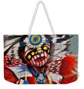Comanche Dance Weekender Tote Bag