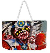 Comanche Dance Weekender Tote Bag
