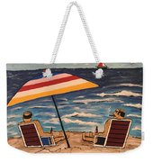 Comb Over Brothers Weekender Tote Bag