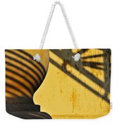 Comb Over Weekender Tote Bag