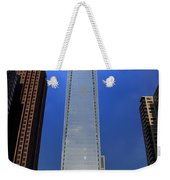 Comcast Center - Philadelphia Weekender Tote Bag