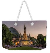 Come In Procession Weekender Tote Bag