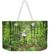 Come Into The Woods With Me Weekender Tote Bag