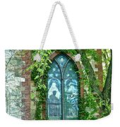 Come Meet God Weekender Tote Bag