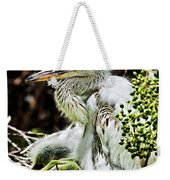 Come On Feathers Weekender Tote Bag