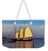 Come Sail Away Weekender Tote Bag