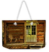 Come Sit A Spell Weekender Tote Bag