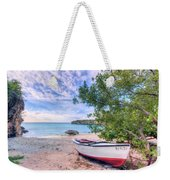 Come To Curacao Weekender Tote Bag