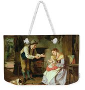 Come To Daddy Weekender Tote Bag by William Henry Midwood