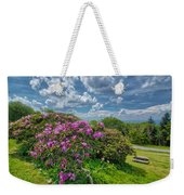 Come To The Craggy Weekender Tote Bag