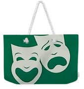 Comedy N Tragedy Original Weekender Tote Bag