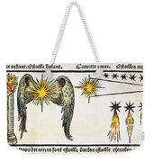 Comet, 1496 Weekender Tote Bag