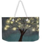 Comet Tree Weekender Tote Bag