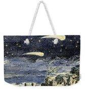 Comets Weekender Tote Bag