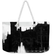 Comforted By The City Weekender Tote Bag