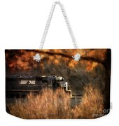 Comin' Round The Mountain Weekender Tote Bag