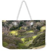 Coming Down The Hill Weekender Tote Bag
