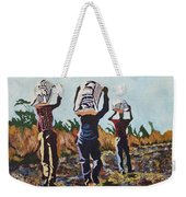 Coming From The Fields Weekender Tote Bag
