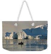Coming Home - Greenland Weekender Tote Bag