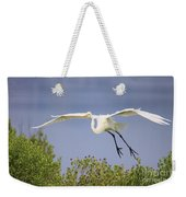 Coming In For A Drink Weekender Tote Bag