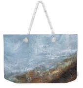 Coming Out Of A Fog Weekender Tote Bag