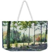 Coming Out Of The Woods Weekender Tote Bag