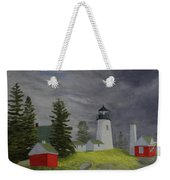 Coming Storm Weekender Tote Bag