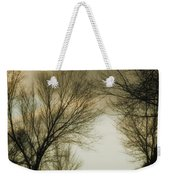 Coming Up The Drive 2 Weekender Tote Bag