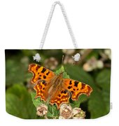 Comma Butterfly Weekender Tote Bag