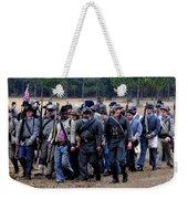Commanding The Troops Weekender Tote Bag
