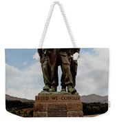 Commando Memorial 2 Weekender Tote Bag