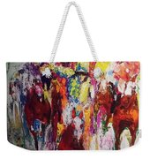 Commission  Weekender Tote Bag