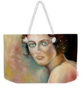 Commission Me Your Face Weekender Tote Bag