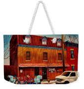 Commission Me Your Store Weekender Tote Bag
