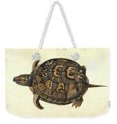 Common Box Tortoise, 1585 Weekender Tote Bag