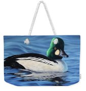 Common Goldeneye Weekender Tote Bag