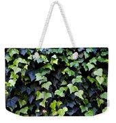 Common Ivy Weekender Tote Bag